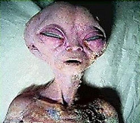 外星人UFO事件